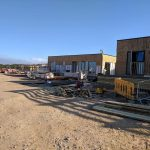 Gwel an Mor October 2018 – Next Phase of Residence Lodges