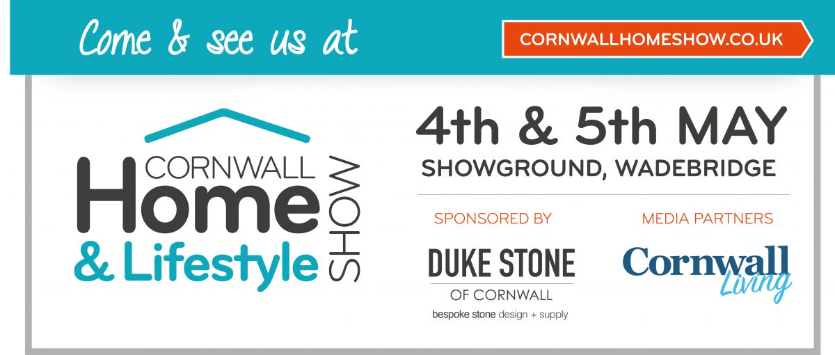 Cornwall Home & Lifestyle Show 2019 – Cladding