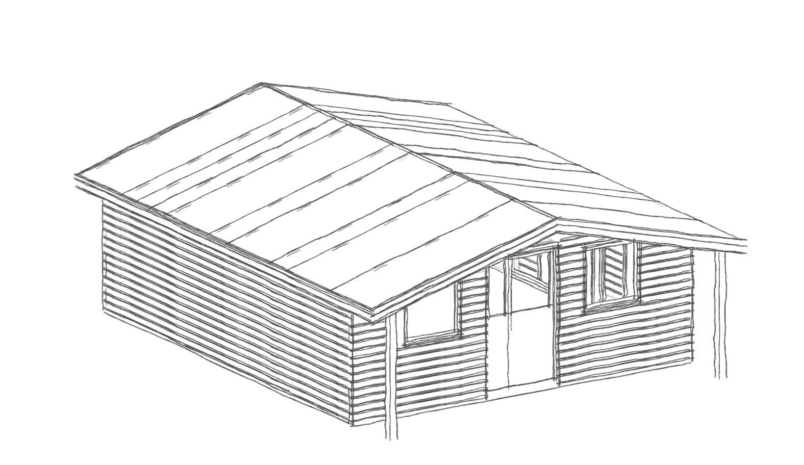 Workshop Redruth—Siberian Larch