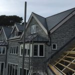 SIPS Roof in Cornwall