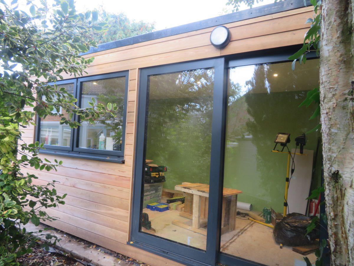 Garden Room kit – Guisborough