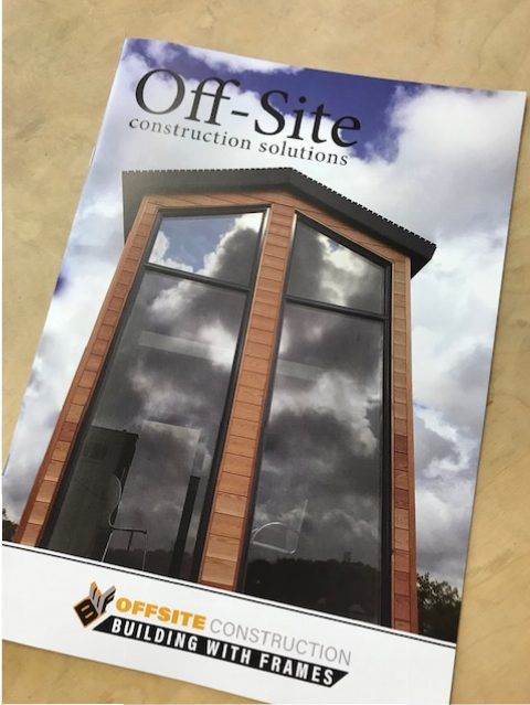 Off-Site Construction Solutions – Brochure