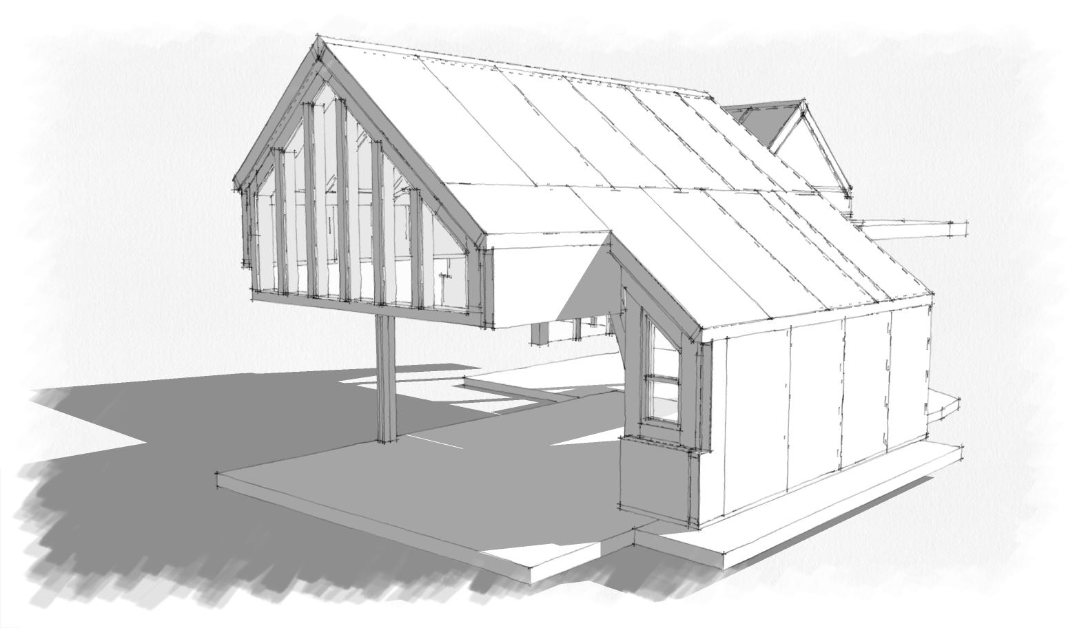 Padstow – Concept Drawings