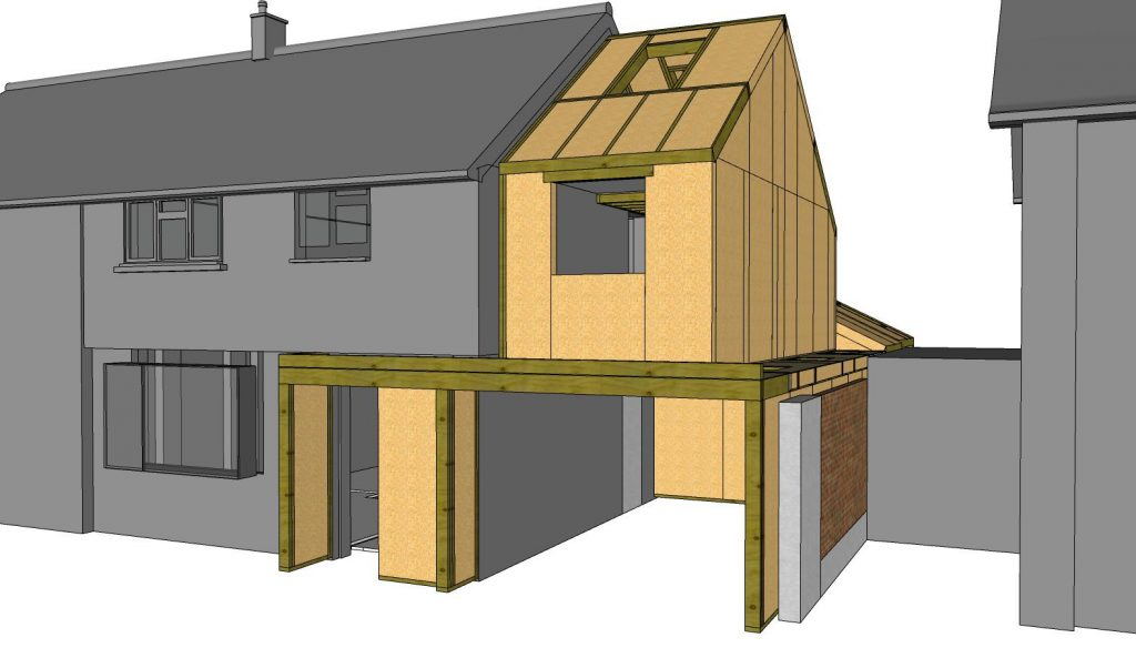 Sourcing a comprehensive frame kit for your self-build project?