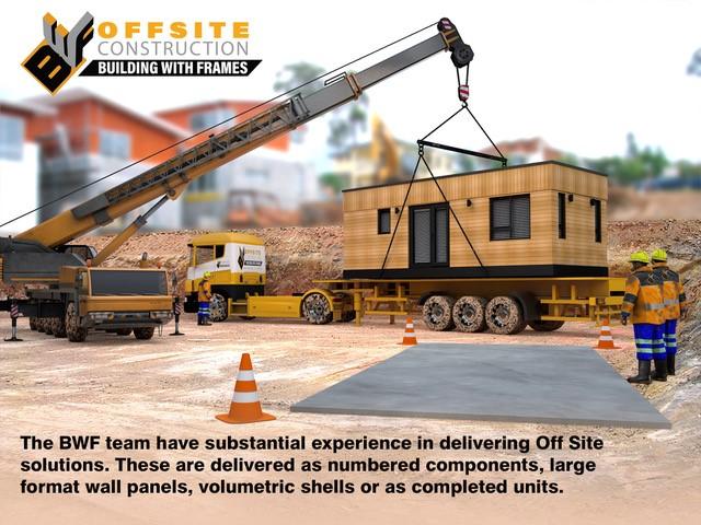 Building Regulations Compliant Offsite Build Solutions