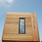 The garden box – a super insulated garden room product from Building with Boxes