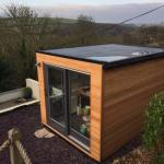 St Mawgan – SIPS extension & garden box