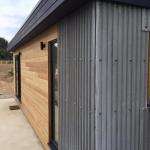 Micro lodge – Truro 2015