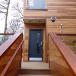 Rocky Lane St Agnes, Cornwall – hillside development timber frame
